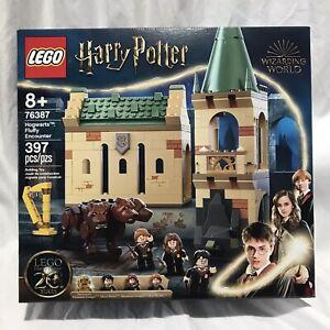 LEGO Harry Potter Hogwarts: Fluffy Encounter 76387 Brand New & Sealed