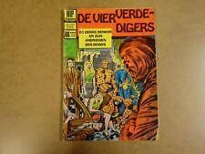 COMIC STRIP / DE VIER VERDEDIGERS HIP CLASSICS N° 19162