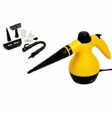 Vaporeta limpiador al vapor compacto de mano, 8 accesorios, 3 bares, 1000 w