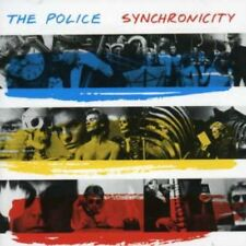 °SYNCHRONICITY° THE POLICE 1983 Every breath you take Video INK. NEU OVP CD