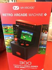 My Arcade - Retro Arcade Machine X Portable Gaming Mini Arcade Cabinet with 300