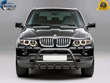 BMW X5 BULL BAR CHROME AXLE NUDGE PUSH A-BAR 2004-2006 E53 SUPER OFFER BRAND NEW