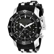 Invicta 28753 Pro Diver Chronograph Stainless Steel Men's Watch w/ Silicone Band