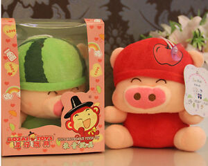McDull 18cm Recording doll Cute Characters plush Birthday Christmas Gift 2 color