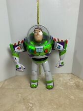 "Disney Pixar Large Buzz Lightyear Thinkway Talking 12"" Figure"