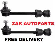 FOR FORD GALAXY & S-MAX 2006-2013 REAR 2 STABILISER ANTI ROLL BAR DROP LINKS x2