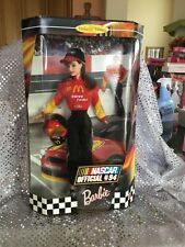 Nascar Barbie 94*1999*Never Removed From Box*New This Barbie Is 20 Years Old.