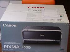 NEW Canon PIXMA iP4000 Photo Inkjet Printer