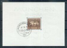 DR-3.Reich BLOCK 4 SONDERSTEMPEL gest. 18EUR (72509