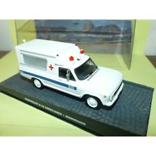 CHEVROLET C-10 AMBULANCE J. BOND Moonraker ALTAYA 1:43