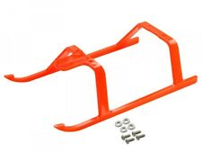 Microheli Blade 120 S / 130 X Orange Flexible Plastic Landing Gear MH-130X006OR