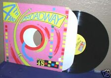"Masters of Ceremony ""Master"" 12"" OOP Brand Nubian Grand Puba vinyl"
