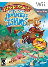JumpStart: Escape From Adventure Island (Nintendo Wii, 2009)