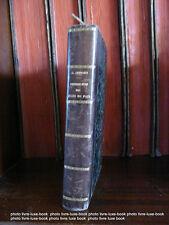 Guénard compétence civile des juges de paix 1907 bon exemplaire reliure cuir