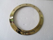 "Porthole Ship Boat Brass Porthole Round Wihout Glass 1pc 12.75"" INCH"