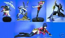 GUN X SWORD FIGURE COLLECTION DISPLAY MINT