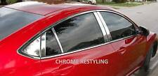 CHROME PILLAR POST COVERS FOR MAZDA 6 2009-2013 (10 PIECES)