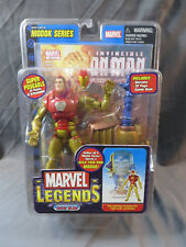 ToyBiz Marvel Legends Modok Series Thorbuster Iron Man MOC Action Figure 2006