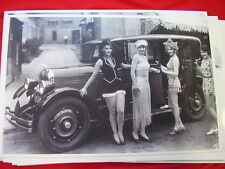 1927 STUDEBAKER CAROLE LOMBARD AN OTHERS   11 X 17  PHOTO /  PICTURE