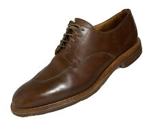 ET WRIGHT Masters Collection Brown Leather Split Toe Mens 12 B Made in England
