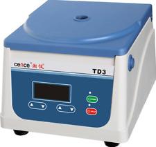 TD3 da tavolo Lab CENTRIFUGA a bassa velocità bilanciamento automatico CENTRIFUGA 8×15ml M #