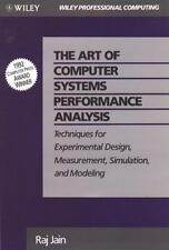 The Art of Computer Systems Performance Analysis Techniques for Experimental Des