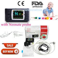 CONTEC Neonatal Infant pediatric Pulse Oximeter,Bundle probe CE&FDA USB,Software