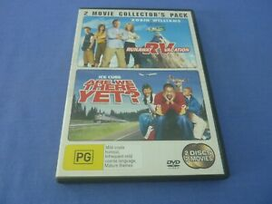 RV Runaway Vacation / Are We There Yet DVD R4 Free Tracked