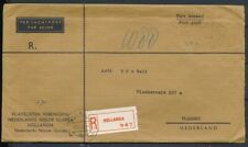 NNG., R-ENVELOP PORT BETAALD(fl. 2,30) HOLLANDIA 7 - WAGENINGEN 5.IV.61  Zk001