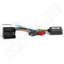 Audi a3 8p a4 b7 b8 8j TT seat Can-Bus Radio Adaptador Interface Quadlock 032.525-0
