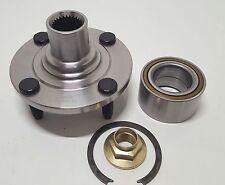 New Front Wheel Hub Bearing Kit Fits 83-94 Tempo Topaz Escort 518503