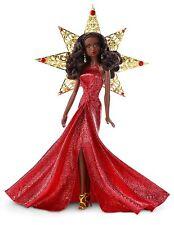 Mattel Barbie 2017 HOLIDAY BARBIE Nikki DYX40 Sammlerpuppe Collector Edition OVP