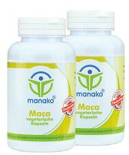 manako Maca Kapseln 2 X Macawurzel vegetarisch