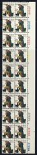 USA 1977 Christmas Valley Forge Plate Block of 20 (1729) . Mint Never Hinged