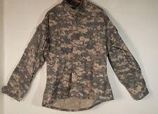 Coat Army Combat Uniform Digital Long Sleeve Men's Size MEDIUM REGULAR