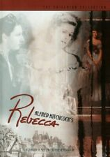 "The Criterion Collection Dvd - ""Alfred Hitchcock's Rebecca"""