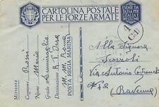"Z640) WW2 MARINA ANNULLO ""R. NAVE ORSA 31/5/41"" TORPEDINIERA."