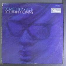 LIGHTNIN' HOPKINS: Something Blue LP (some spine/seam wear) Blues & R&B