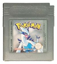 POKEMON: SILVER VERSION (Game Boy Game) Gameboy Color WORKING SAVE A