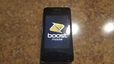 Samsung Galaxy Prevail SPH-M820 Black Boost Mobile.Fast Shipping.