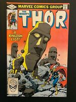 The Mighty Thor 318 High Grade Marvel Comic Book CL83-63