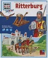 Was ist was junior, Band 06: Ritterburg von Dix, Eva   Buch   Zustand gut