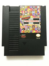 The Ultimate NES Remix Game 154 in 1 Cartridge Earthbound FinalFantasy123 TheZel