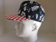 10c5cc31 Vans Off The Wall Idylwild Deppster Check Mens Snapback Camper Hat New NWT