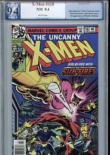 UNCANNY X-MEN #118 Vol.1- MARVEL KEY ISSUE! 9.4 GRADED NM!!