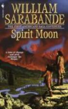 Spirit Moon: The First Americans Series (Sarabande, William. First Americans.)