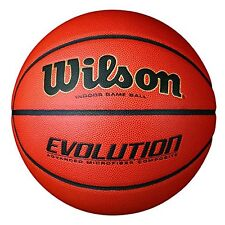 New Wilson Evolution Indoor Game BasketballOfficial – size 29.5 Free Shipping