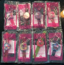 Hello Kitty Watches 2008 Happy Meal Toys Full Set