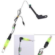 Carp Fishing Bite Alarm Hanger Swinger LED Illuminated Indicator Tackle Tools