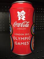 Coke Coca-Cola 2012 London Olympics Money Box Can